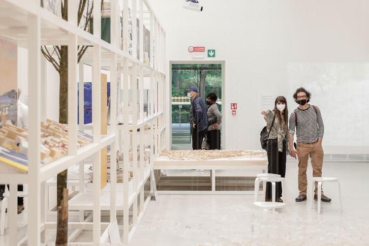 آشنایی با بیینال معماری ونیز