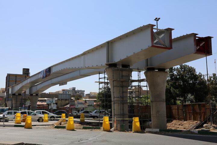 تقاطع بزرگراه شهید باقری