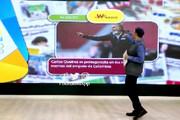 ویدئو   گافهای بدون وقفه مجری تلویزیون در خصوص یک بازی فوتبال