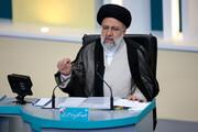 ویدئو | توضیح رئیسی درباره تجمع انتخاباتی خوزستان | واکنش به فهرست بدهکاران بانکی که همتی به رئیسی داد