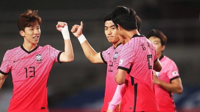 صعود کره جنوبی به دور نهایی مقدماتی جام جهانی