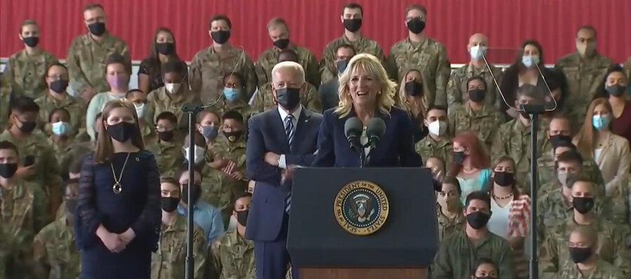 درخواست جالب همسر رئیس جمهوری آمریکا | برنامههای اولین سفر خارجی جو بایدن