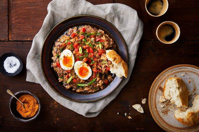 لذیذترین غذاهای خاورمیانه که بدون گوشت پخته میشوند