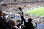 نامزد شایسته توپ طلا از نظر رئیس جمهور فرانسه