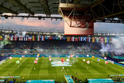تصاویر افتتاحیه یورو ۲۰۲۰ | پیروزی قاطع ایتالیا مقابل ترکیه