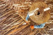 تصاویری منحصر به فرد از بوریا بافیِ زرقان ؛ اولین زیرانداز تولید شده بشر