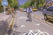 اجرای ۲۷ کیلومتر مسیر دوچرخهسواری در اراک