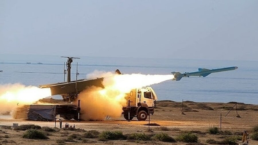 موشک کروز ایرانی