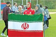 عکس | شادی از پیروزی یا حسرت برای امکانات | کیفیت تورنمنت فوتبال زنان تاجیکستان بالاتر از لیگ برتر ایران!