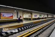 نقص فنی قطار در خط یک مترو | مترو عذرخواهی کرد