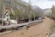 274 روستای زنجان در مسیر سیلاب