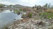 سیل زباله در زنجانرود