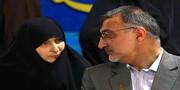 اطلاعیه ستاد زاکانی درباره شغل همسر علیرضا زاکانی