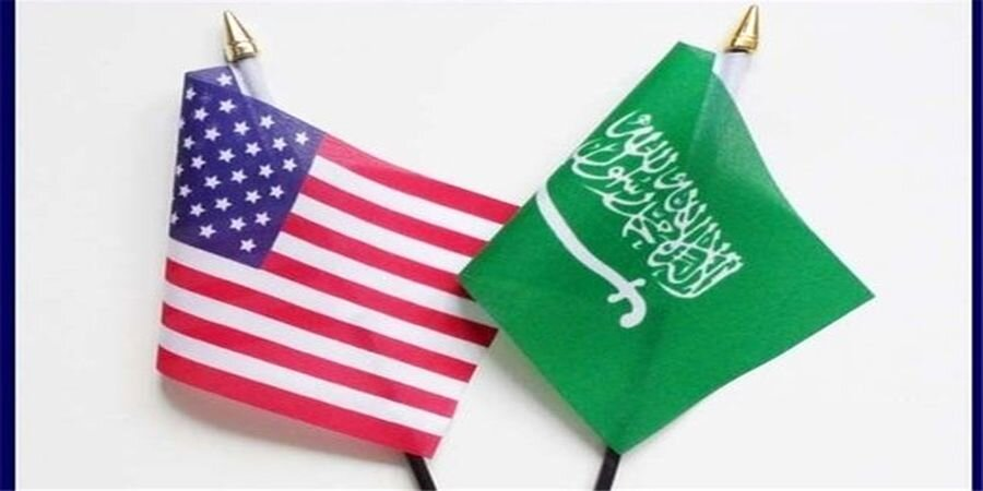 عربستان  /  امریکا