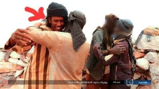 تصاویر   جنجال انتشار عکسهای داعشی عامل حمله تروریستی لیبی