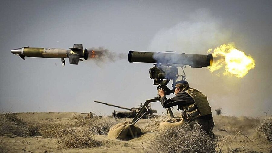 موشک  ضد تانک
