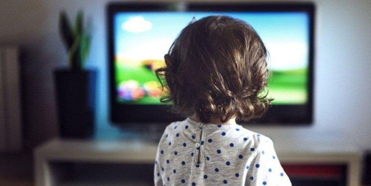 کودک - تلویزیون