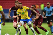 پیروزی برزیل و کلمبیا در آغاز کوپا
