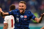 یورو ۲۰۲۰ | شکست تلخ لهستان و  لواندوفسکی برابر اسلواکی