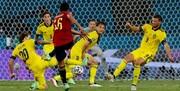 تساوی اسپانیا در اولین بازی بدون گل یورو | دیوار محکم سوئدی ها برابر شاگردان انریکه