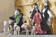 مسابقه ساخت عروسکهای محلی اقوام در سرای محله شهید بخارایی