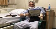 محسن هاشمی: تصادف نکردم، زمین خوردم