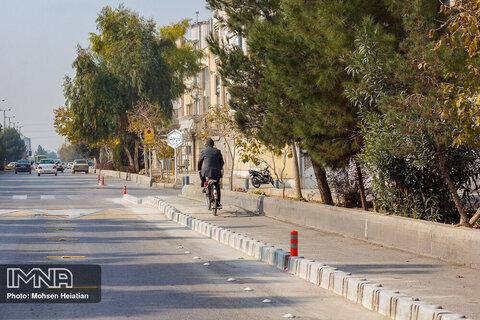مسیر دوچرخهسواری در خرمآباد