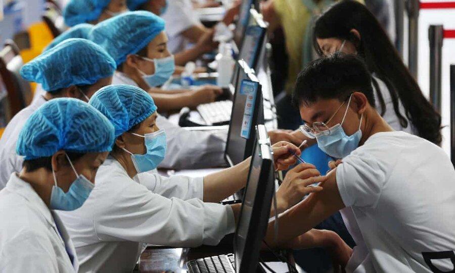 vaccine China