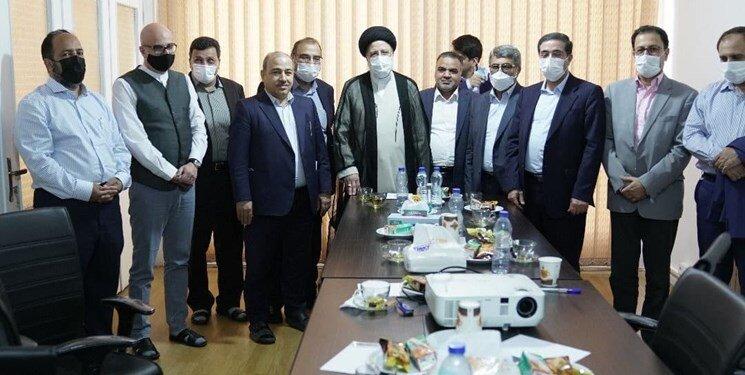 روایت یکی از مدیران روزنامه های اصلاح طلب از دیدار با رئیسی
