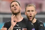 یورو ۲۰۲۰ | تصمیم یوفا درباره شادی نژادپرستانه مهاجم اتریش