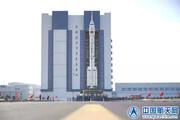 چین سه فضانورد را به ایستگاه فضایی خودش میفرستد
