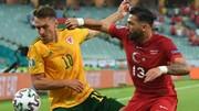 دومین شکست ترکیه برابر ولز | ترک ها اولین تیم حذف شده یورو؟
