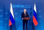 نتیجه مذاکرات پوتین با بایدن