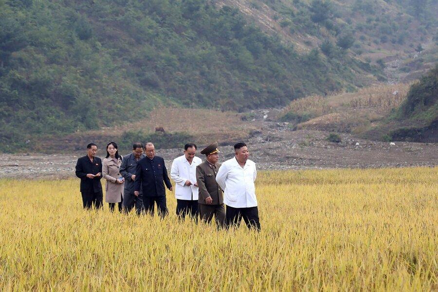 کره شمالی در آستانه قحطی بزرگ   اون با آمریکا مذاکره میکند؟