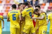 نخستین پیروزی اوکراینیها و حذف مقدونیه از یورو ۲۰۲۰ | شوچنکو به صعود امیدوار شد