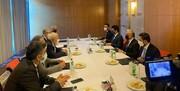 دیدار ظریف با عبدالله عبدالله| تأکید بر ضرورت برگزاری گفتوگوهای بینالافغانی