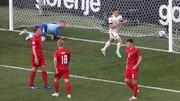 دانمارک از شوک اریکسن بیرون نیامد ا  شکست برابر بلژیک مدعی