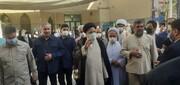 ویدئو | ابراهیم رئیسی رای خود را به صندوق انداخت