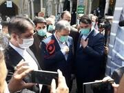 عکس | محسن رضایی در انتخابات شرکت کرد
