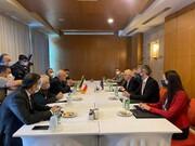 دیدار ظریف با بورل در آنتالیا | مذاکره مجدد در مورد برجام، هرگز