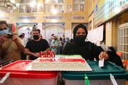 تصاویر | حضور مردم در پای صندوقهای رأی