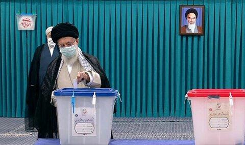 رهبر انقلاب: ملت ایران از انتخابات امروز خیر خواهند دید    روز انتخابات روز ملت ایران است