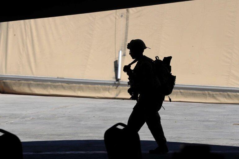 حضور نظامی آمریکا در عراق