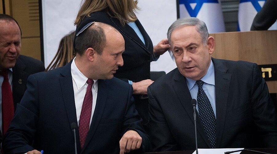 بنت و نتانیاهو