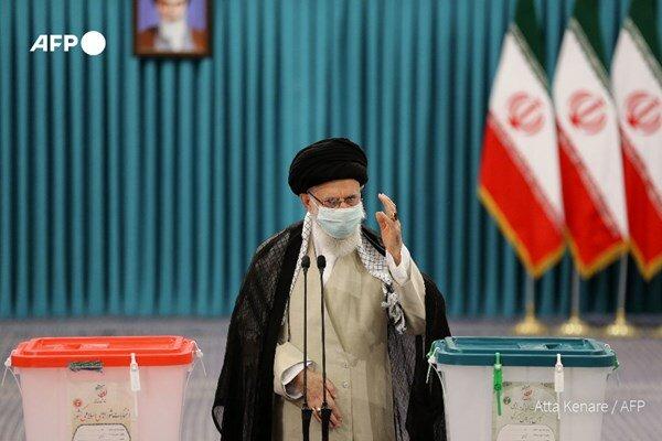 تصاویر | پوشش گسترده انتخابات ایران در رسانههای جهان