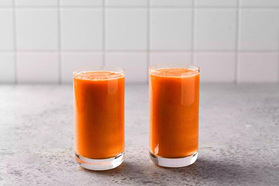 carrots Juice Recipe - آب هویج