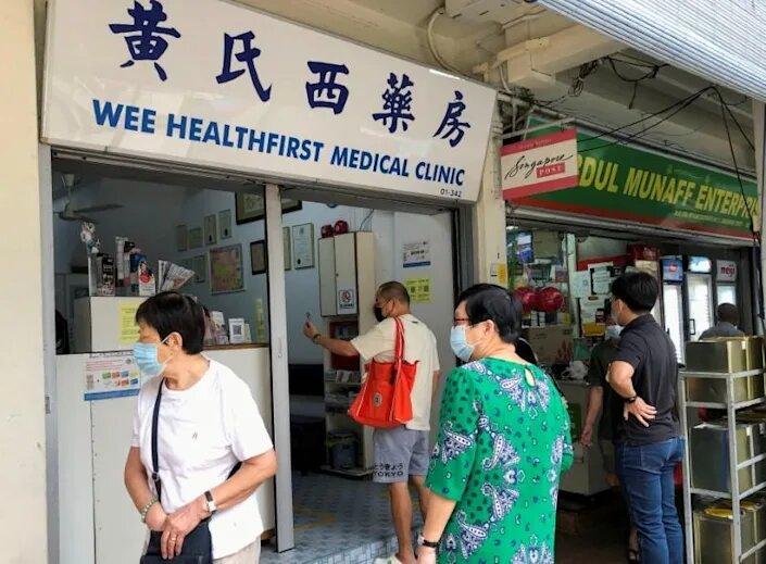 سنگاپور واکسن کرونای چینی سینوواک را در درمانگاههای خصوصی به مردم عرضه میکند