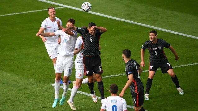 تساوی کرواسی برابر جمهوری چک | نایب قهرمان جام جهانی در آستانه حذف