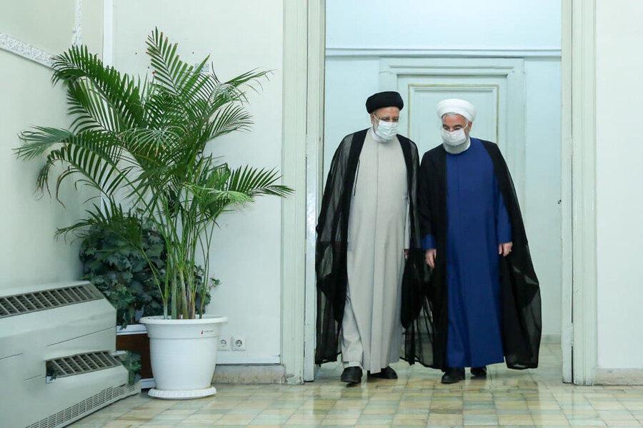 روحانی  /  رئیسی