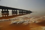 بازگشت روزهای سرخ به دریاچه ارومیه